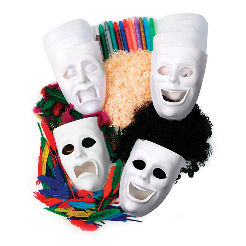 MASK ACTIVITIES BOX
