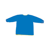 LONG SLEEVE ART SMOCK BLUE