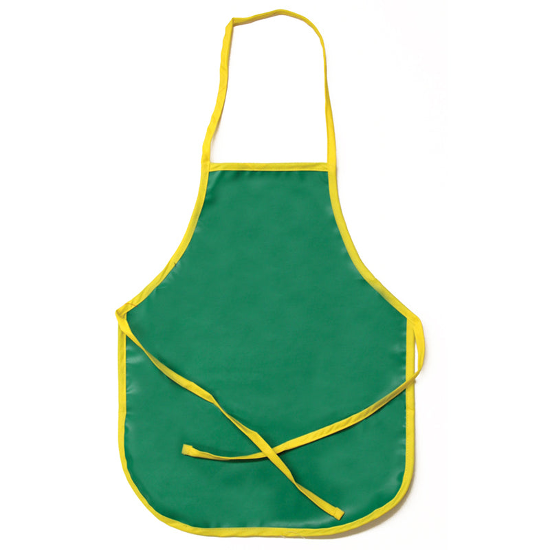 PRIMARY ART APRON VINYL 18 X 15