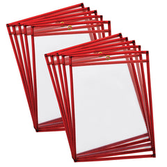 (2 PK) REUSABLE DRY ERASE POCKETS