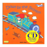 DOWN BY THE STATION PAPERBACK & CD
