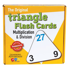 TRIANGLE FLASHCARDS MULT/DIV