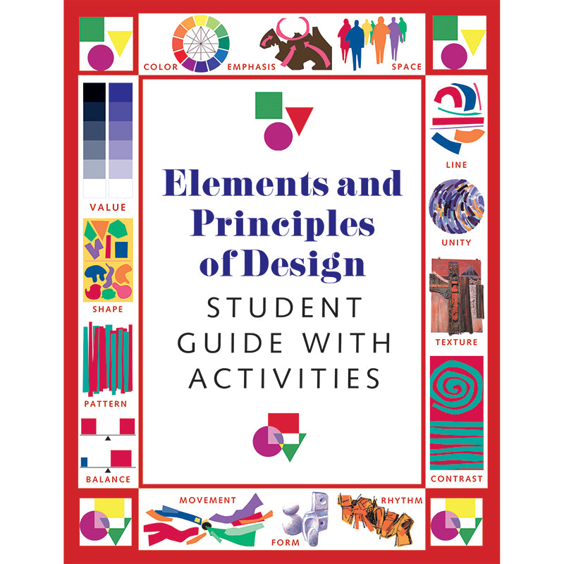 ELEMENTS AND PRINCIPLES OF DESIGNS