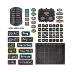 CHALK IT UP CALENDAR SET