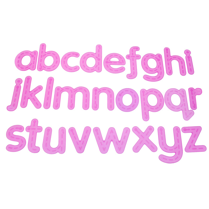 SILISHAPES TRACE ALPHABET
