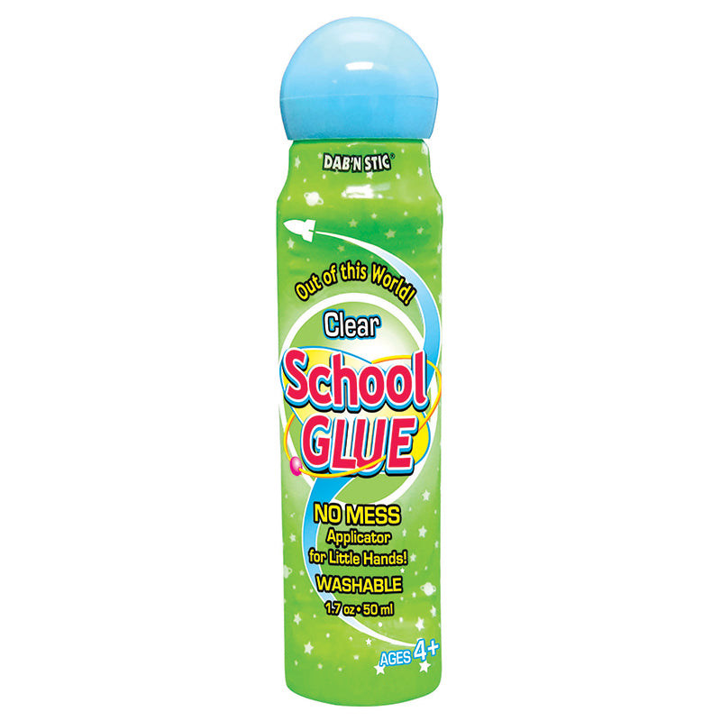 CRAFTY DAB GLUE SCHOOL GLUE 6PK