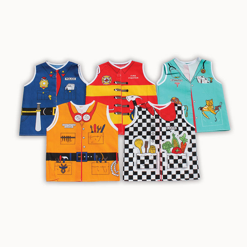 CAREERS TODDLER DRESS UP SET