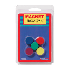 (6 PK) 3/4 CERAMIC DISC MAGNETS 10