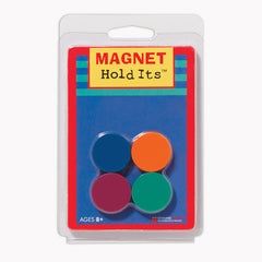 (6 PK) 1 CERAMIC DISC MAGNETS 8 PER