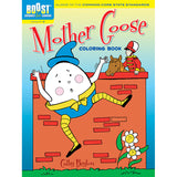 BOOST MOTHER GOOSE COLORING BOOK