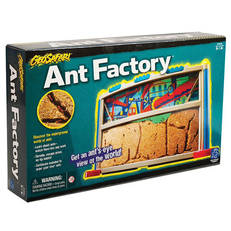 ANT FACTORY GR PK & UP