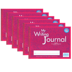 (6 EA) MY WRITING JOURNAL PINK