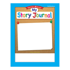ZANER BLOSER STORY JOURNAL GR PK