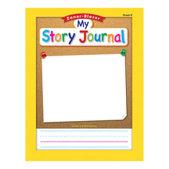 ZANER BLOSER STORY JOURNAL GR K