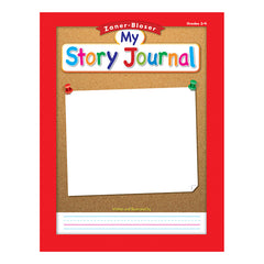 ZANER BLOSER STORY JOURNAL GR 3-4