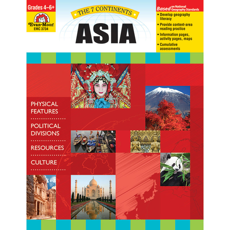 7 CONTINENTS ASIA