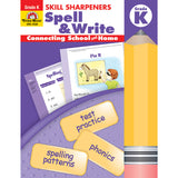 SPELL & WRITE KINDERGARTEN