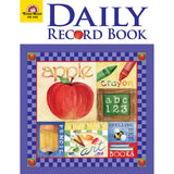 DAILY RECORD BOOK SCHOOL DAYS THEME