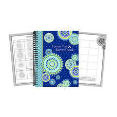 BLUE HARMONY LESSON PLAN/RECORD BK