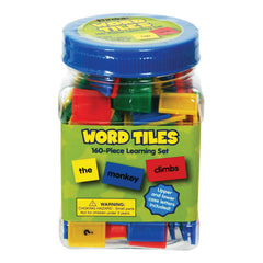 WORD TILES PARTS OF SPEECH 160/PK