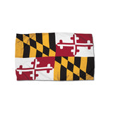 3X5 NYLON MARYLAND FLAG HEADING &