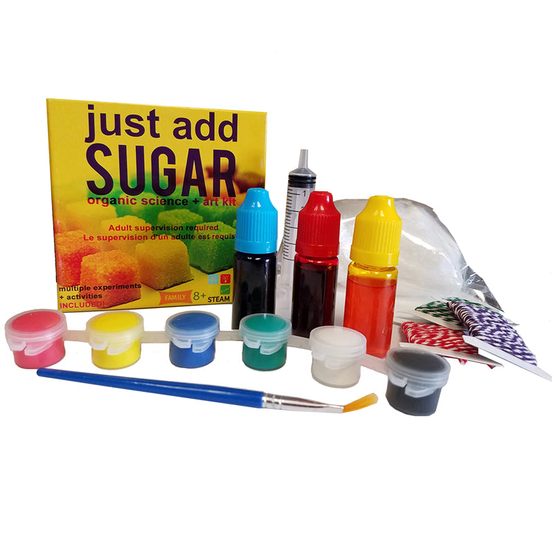 JUST ADD SUGAR STEAM KIT AGE 8&UP