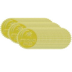 (3 PK) GOLD FOIL EMBOSSED SEALS