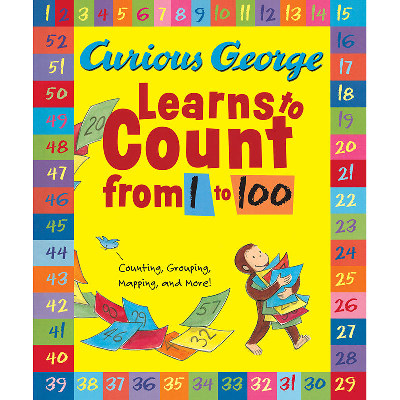 CURIOUS GEORGE LEARNS TO COUNT FROM