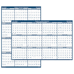 WRITE-ON/WIPE-OFF CALENDAR