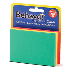BEHAVIOR CARDS 2X3 100PK