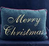 Rocking Chair Accent Pillow- Holiday Decor