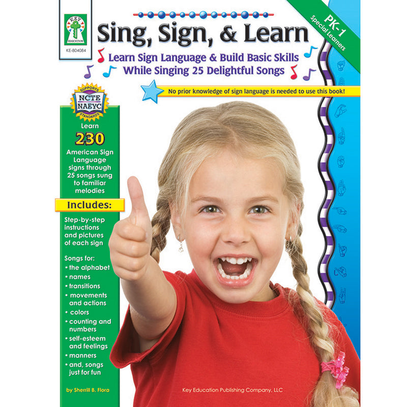 SING SIGN & LEARN