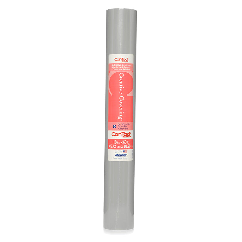 ADHESIVE ROLL SLATE GRAY 18 X 60 FT