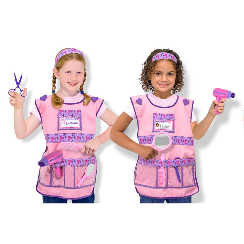 BEAUTICIAN ROLE PLAY COSTUME SET