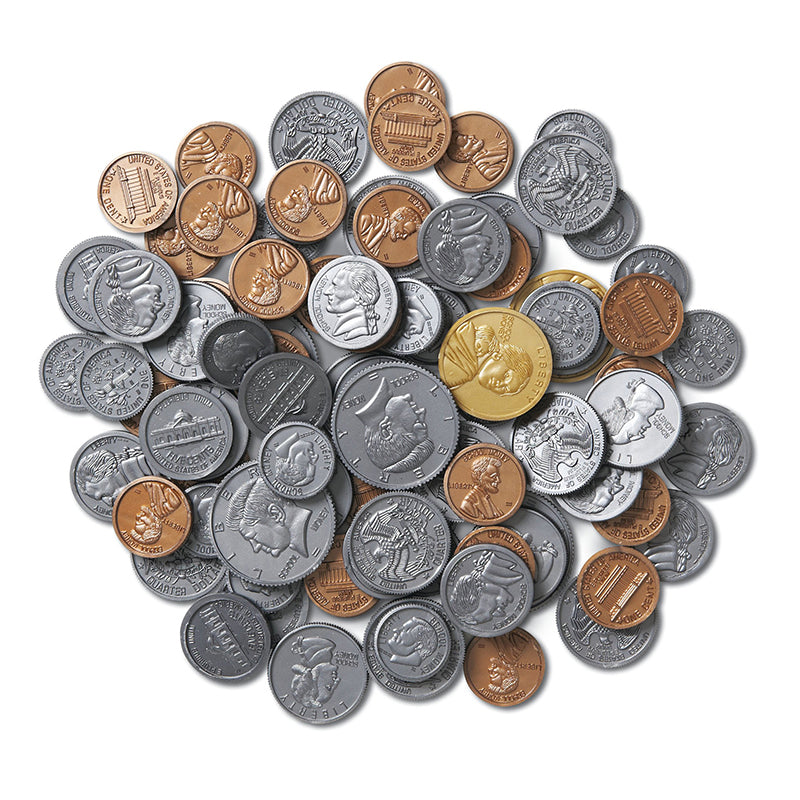 TREASURY COIN ASSORTMENT 460/PK