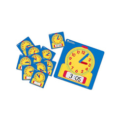 WRITE-ON/WIPE-OFF CLOCKS CLASS SET