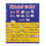 ALPHABET INTERACTIVE POCKET CHART