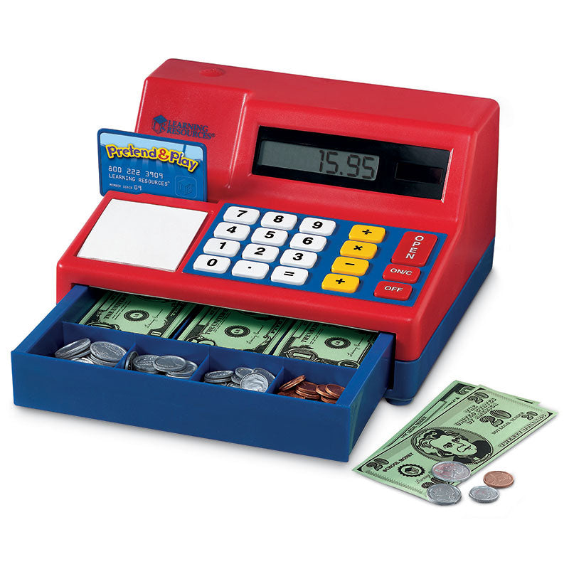 CALCULATOR CASH REGISTER W/ US