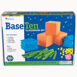 BASE TEN CLASS SET BRIGHTS