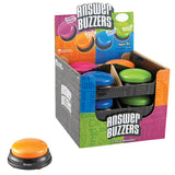 ANSWER BUZZERS POP SET OF 12