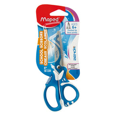 ZENOA FIT 5IN SCISSORS POINTED TIP