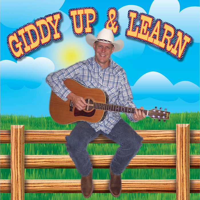 GIDDY UP & LEARN