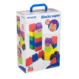 BLOCKS SUPER 32 PCS
