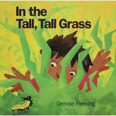 IN THE TALL TALL GRASS BIG BOOK