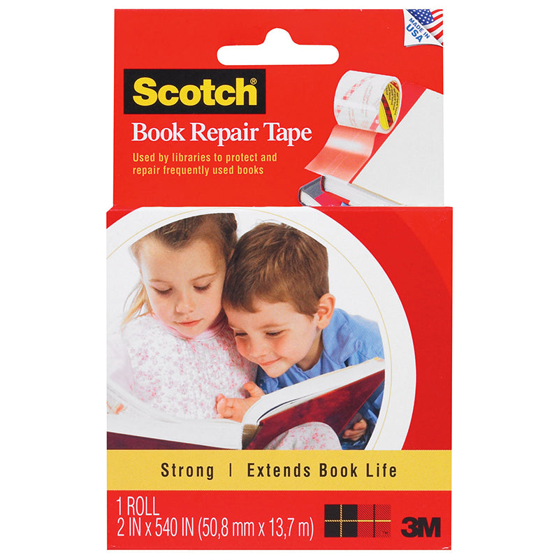 BOOK TAPE 2 X 15 YDS