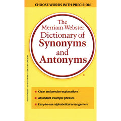 (6 EA) MERRIAM WEBSTERS DICTIONARY