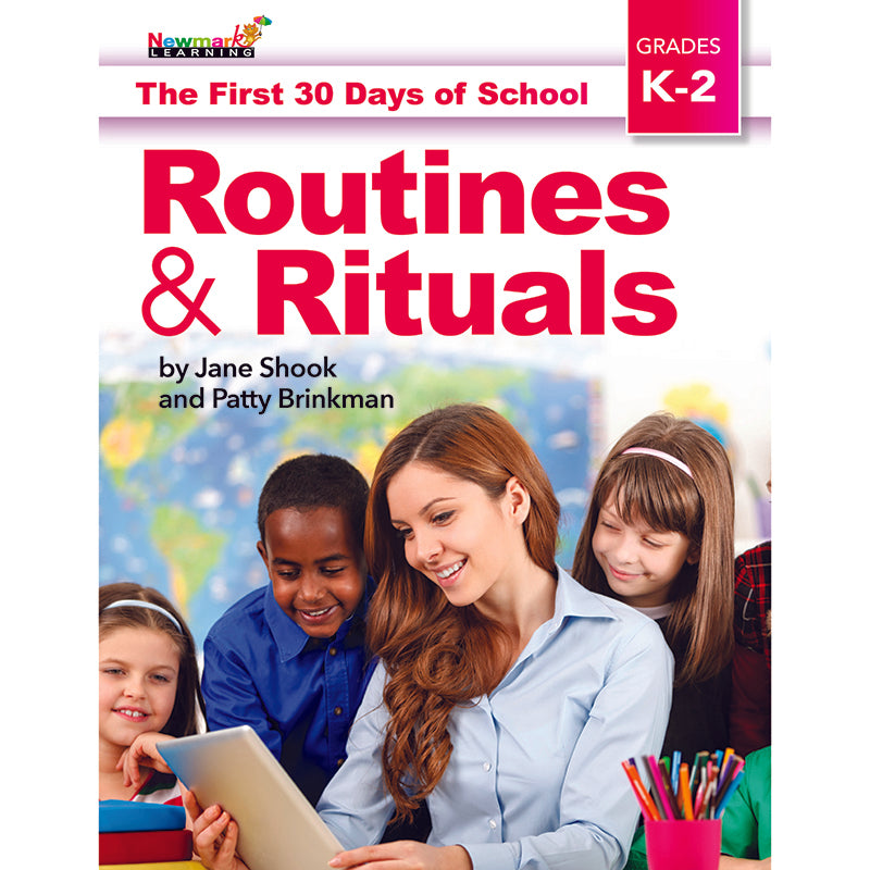 ROUTINES AND RITUALS GR K-2 BOOK