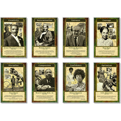 LEADERS AND ACHIEVERS BB SET 8 PCS