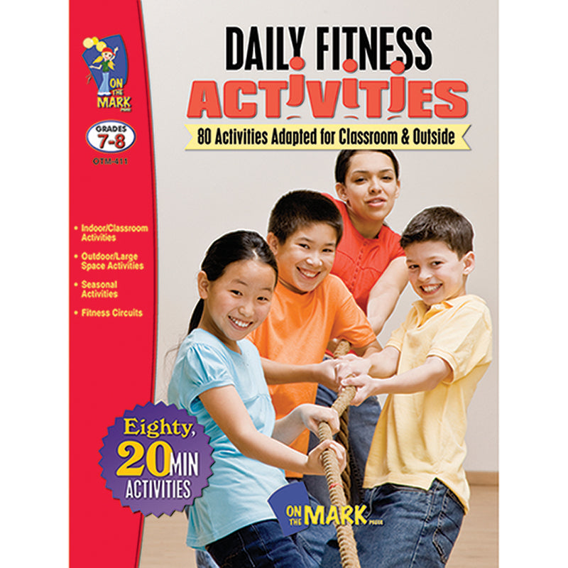 DAILY FITNESS ACTIVITIES GR 7-8
