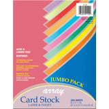 COLORFUL CARD STCK ASSRTMNT 10 CLRS